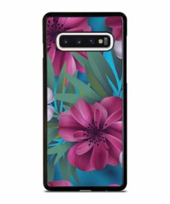 AFRICAN DAISIES FLOWERS Samsung Galaxy S10 Case Cover