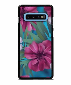 AFRICAN DAISIES FLOWERS Samsung Galaxy S10 Plus Case