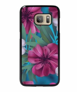 AFRICAN DAISIES FLOWERS Samsung Galaxy S7 Case