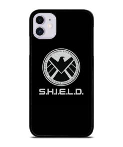 AGENTS OF SHIELD LOGO iPhone 11 Case
