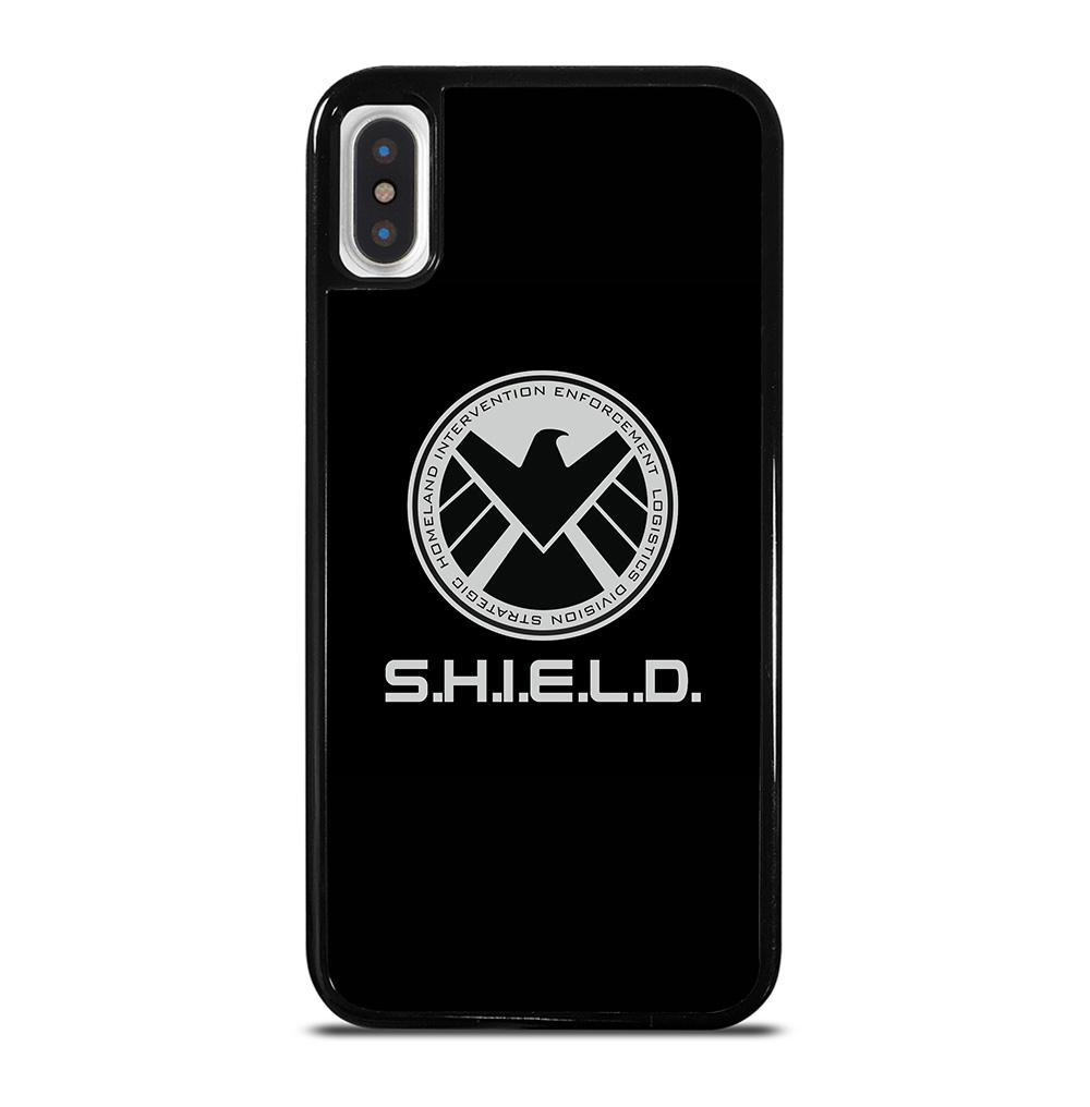 AGENTS OF SHIELD LOGO iPhone X / XS Case