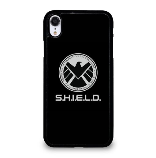 AGENTS OF SHIELD LOGO iPhone XR Case