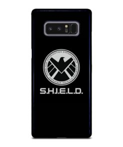 AGENTS OF SHIELD LOGO Samsung Galaxy Note 8 Case