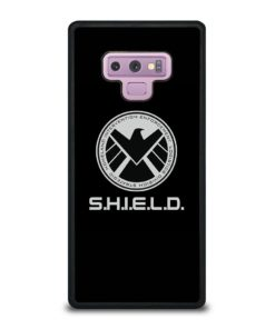 AGENTS OF SHIELD LOGO Samsung Galaxy Note 9 Case