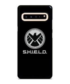 AGENTS OF SHIELD LOGO Samsung Galaxy S10 5G Case