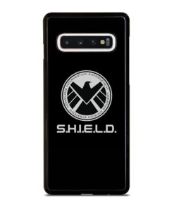 AGENTS OF SHIELD LOGO Samsung Galaxy S10 Case Cover