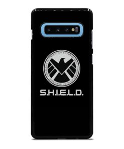 AGENTS OF SHIELD LOGO Samsung Galaxy S10 Plus Case