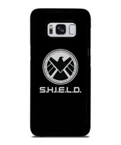 AGENTS OF SHIELD LOGO Samsung Galaxy S8 Case Cover
