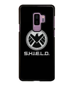 AGENTS OF SHIELD LOGO Samsung Galaxy S9 Plus Case