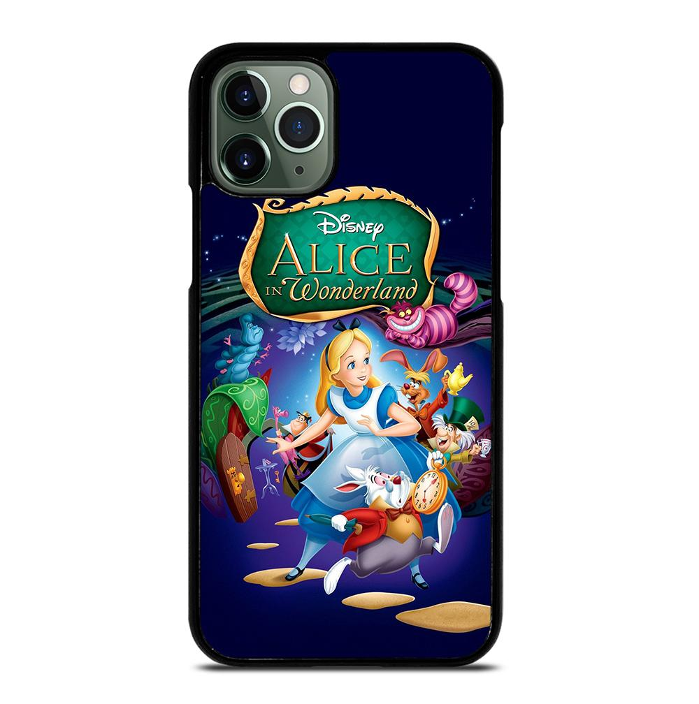 Alice in Wonderland Poster iPhone 11 Pro Max Case
