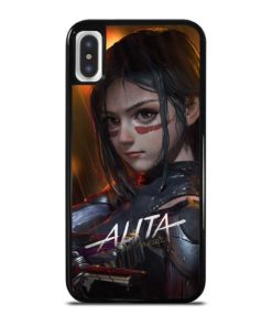 ALITA BATTLE ANGEL POSTER iPhone X / XS Case Cover