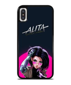 ALITA BATTLE ANGEL UNIVERSAL iPhone X / XS Case Cover