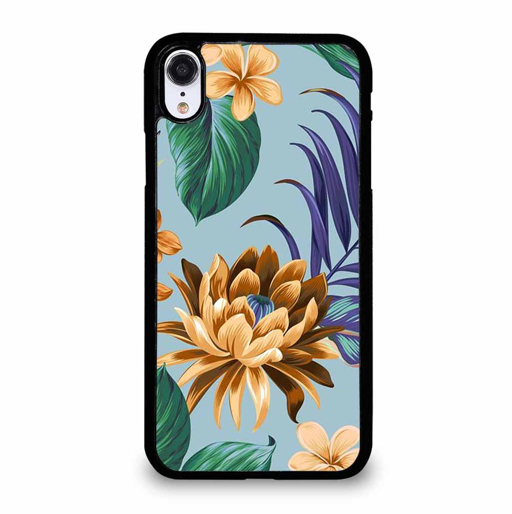 ALOHA PATTERN iPhone XR Case Cover
