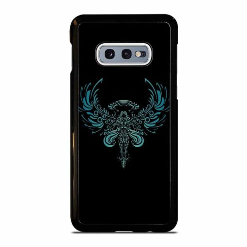 ANGEL WINGS TRIBAL AZTEC Samsung Galaxy S10e Case
