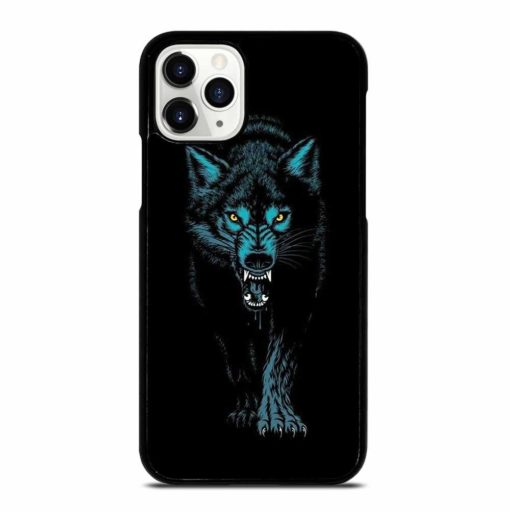 ANGRY WOLF iPhone 11 Pro Case