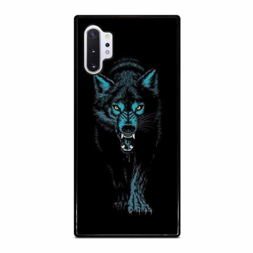 ANGRY WOLF Samsung Galaxy Note 10 Plus Case