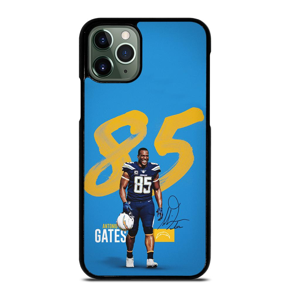 Antonio Gates Los Angeles Chargers iPhone 11 Pro Max Case