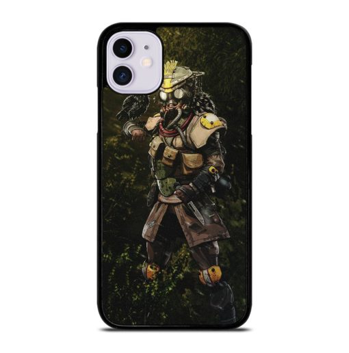 Apex Legends Bloodhound Characters iPhone 11 Case