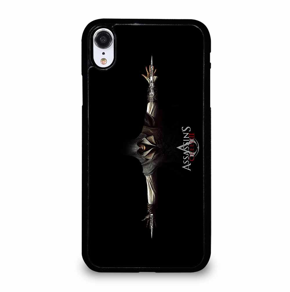 ASSASSIN'S CREED II DELUXE iPhone XR Case Cover