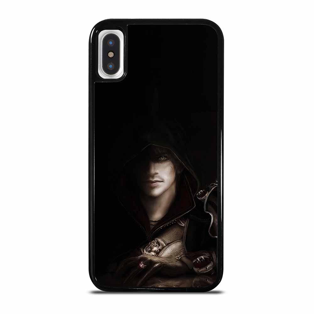 ASSASSIN'S CREED II ON DARK iPhone X/XS Case Cover