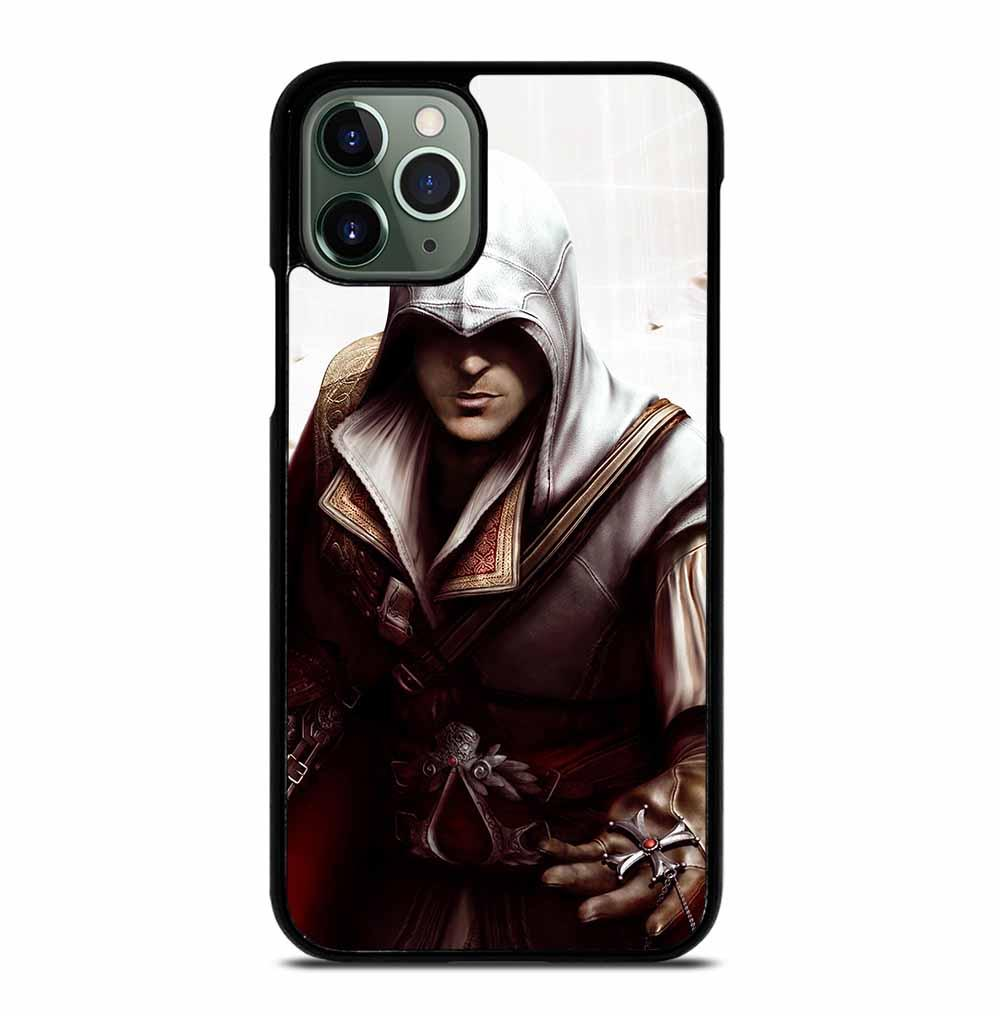 ASSASSIN'S CREED TWO FACE iPhone 11 Pro Max Case