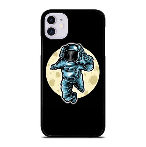 ASTRONAUT ON SPACES iPhone 11 Case