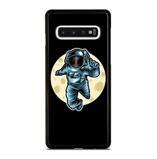ASTRONAUT ON SPACES Samsung Galaxy S10 Case