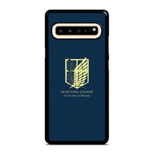 ATTACK ON TITAN SCOUTING LEGION Samsung Galaxy S10 5G Case