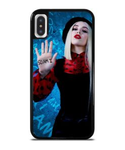 Ava Max So Am I iPhone X / XS Case