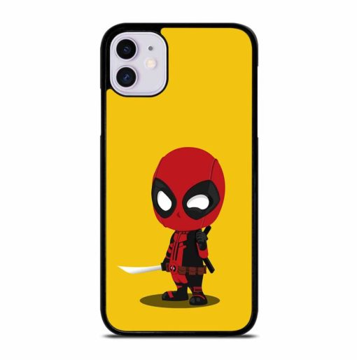 BABY DEADPOOL iPhone 11 Case