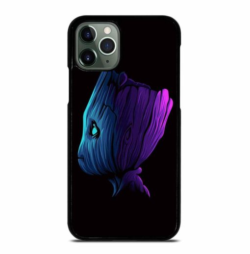 BABY GROOT CHARACTER iPhone 11 Pro Max Case