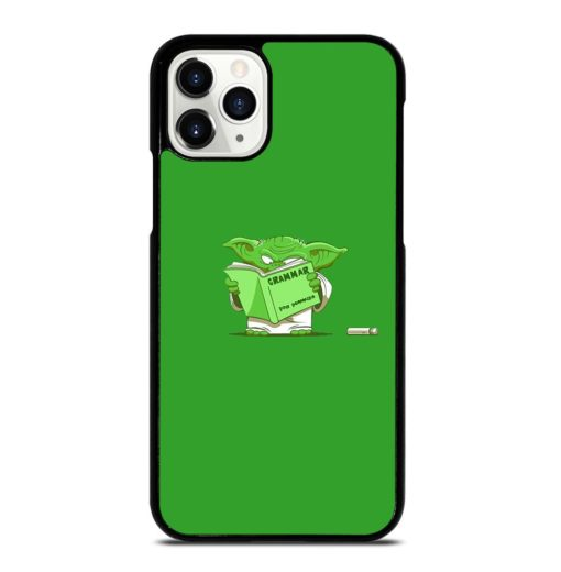 BABY YODA iPhone 11 Pro Case