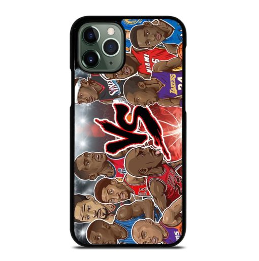 BASKETBALL ALL STARS iPhone 11 Pro Max Case