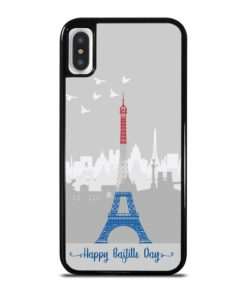 BASTILLE DAY FRANCE iPhone X / XS Case