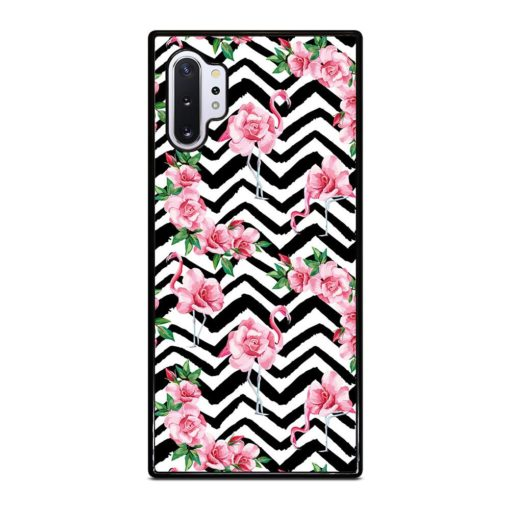 BEACH TROPIC PINK FLAMINGO Samsung Galaxy Note 10 Plus Case