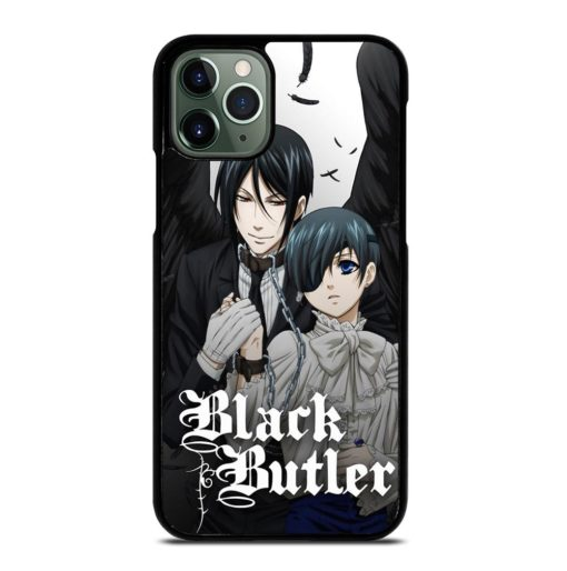 Black Butler Anime iPhone 11 Pro Max Case