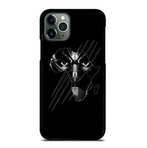 BLACK PANTHER FACE iPhone 11 Pro Max Case