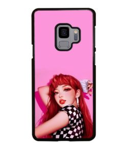 Blackpink Lisa Samsung Galaxy S9 Case