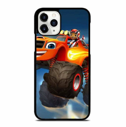 BLAZE AND THE MONSTER MACHINES iPhone 11 Pro Case