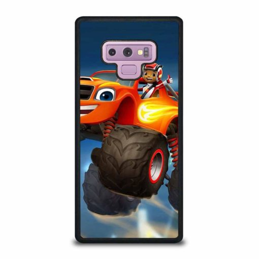 BLAZE AND THE MONSTER MACHINES Samsung Galaxy Note 9 Case