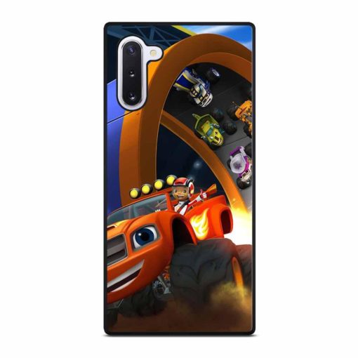 BLAZE MONSTER TRUCK Samsung Galaxy Note 10 Case