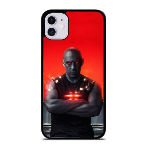 Bloodshot X Fast And Furious iPhone 11 Case