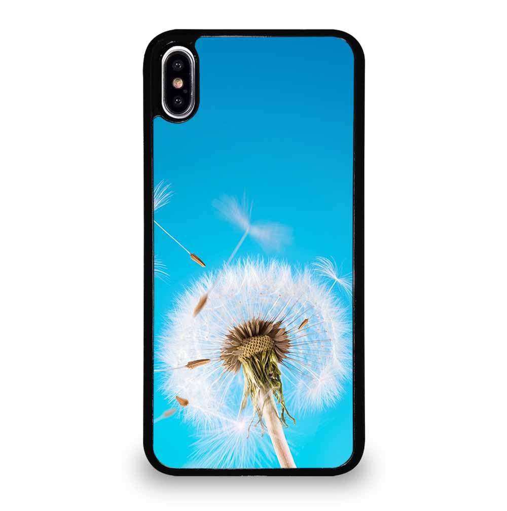 BLOWING DANDELION iPhone XS Max Case
