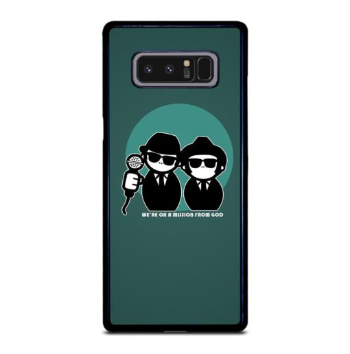 Blues Brothers Cartoon Samsung Galaxy Note 8 Case