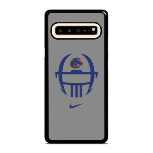 Boise State Broncos Football Samsung Galaxy S10 5G Case