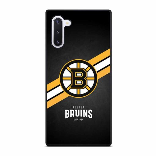BOSTON BRUINS 1924 Samsung Galaxy Note 10 Case