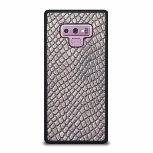 BROWN SNAKESKIN Samsung Galaxy Note 9 Case