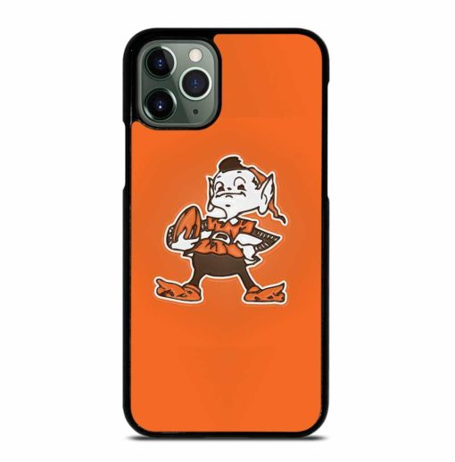 BROWNIE CLEVELAND BROWNS iPhone 11 Pro Max Case