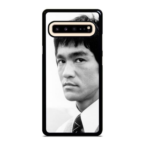 BRUCE LEE FACES Samsung Galaxy S10 5G Case
