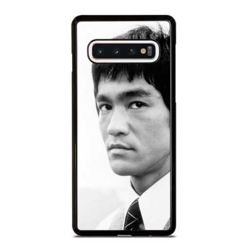 BRUCE LEE FACES Samsung Galaxy S10 Case